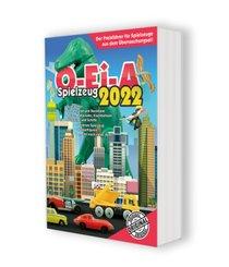 O-Ei-A Spielzeug 2022 - Das Original - Der Preisführer für Spielzeuge aus dem Überraschungsei!