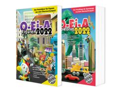 O-Ei-A 2er Bundle 2022 - O-Ei-A Figuren und O-Ei-A Spielzeug im Doppel mit 4,00 EUR Preisvorteil gegenüber Einzelkauf!,