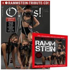 Orkus Edition mit RAMMSTEIN-Tribute-CD: 12 Tracks: Engel, Mein Herz brennt, Du hast, Mein Teil, Du riechst so gut, Rosen