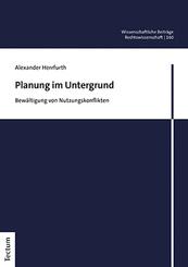 Planung im Untergrund