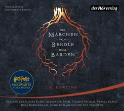 Die Märchen von Beedle dem Barden, 2 Audio-CD