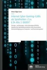 Internet Cyber Gaming-Cafés als Spielhallen i. S. von 24 Abs. 1 GlüStV?