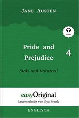 Pride and Prejudice / Stolz und Vorurteil - Teil 4 (mit Audio)