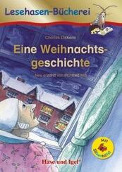 Eine Weihnachtsgeschichte / Silbenhilfe