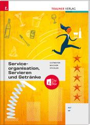 Serviceorganisation, Servieren und Getränke + TRAUNER-DigiBox