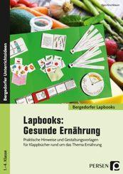 Lapbooks: Gesunde Ernährung - 1.-4. Klasse