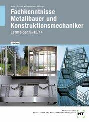 eBook inside: Buch und eBook Fachkenntnisse Metallbauer und Konstruktionsmechaniker, m. 1 Buch, m. 1 Online-Zugang