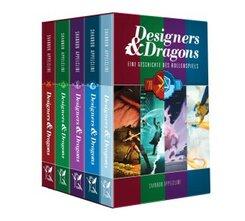 Designers & Dragons, 5 Teile