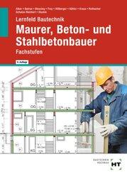 eBook inside: Buch und eBook Maurer, Beton- und Stahlbetonbauer, m. 1 Buch, m. 1 Online-Zugang