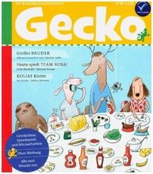 Gecko Kinderzeitschrift Band 85