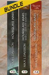 Hourglass Wars: Die vollständige Saga (Bundle, 3 Bücher), 3 Teile
