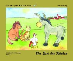Der Esel hat Rücken