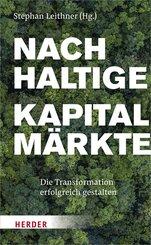 Nachhaltige Kapitalmärkte