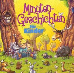 Minutengeschichten für Kinder, 1 Audio-CD