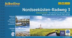 Nordseeküsten-Radweg. 1:75000 / Nordseeküsten-Radweg 3
