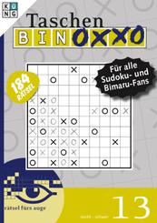 Binoxxo-Rätsel 13