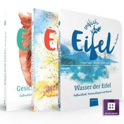 ENDLICH EIFEL - Set (2) mit Band 1, 2 und 3, 3 Teile