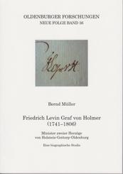 Friedrich Levin Graf von Holmer (1741-1806)