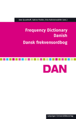 Frequency Dictionary Danish