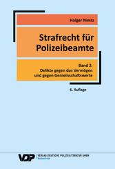 Strafrecht für Polizeibeamte - Band 2