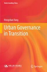 Urban Governance in Transition