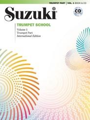 Suzuki Trumpet School, Volume 1 (International Edition)