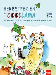 Herbstferien mit Coollama. Rechenspiele, Rätsel und vor allem jede Menge Spaß