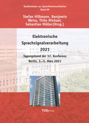 Elektronische Sprachsignalverarbeitung 2021