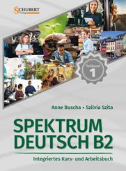 Spektrum Deutsch B2: Teilband 1