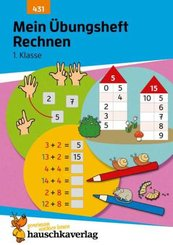 Mein Übungsheft Rechnen - 1. Klasse, A5-Heft