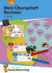 Mein Übungsheft Rechnen - 3. Klasse, A5-Heft