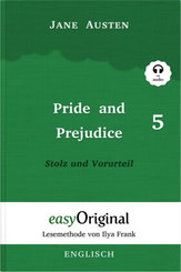 Pride and Prejudice / Stolz und Vorurteil - Teil 5 (mit Audio)
