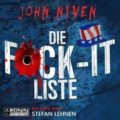 Die Fck-it-Liste, Audio-CD, MP3