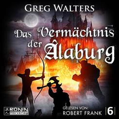 Das Vermächtnis der Âlaburg, Audio-CD, MP3