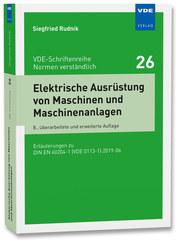 Elektrische Ausrüstung von Maschinen und Maschinenanlagen