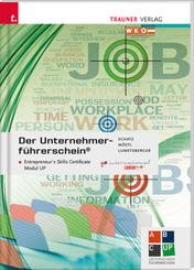 Der Unternehmerführerschein - Entrepreneur's Skills Certificate, Modul UP + E-Book