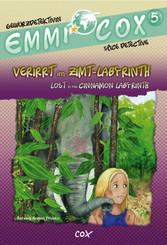 Emmi Cox 5 - Verirrt im Zimt-Labyrinth/Lost in the Cinnamon Labyrinth