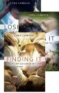 Cora Carmack Buchpaket - Losing it, Faking it & Finding it (3 Bücher)