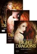 Light Dragons Buchpaket (3 Bücher)