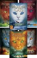 Warrior Cats - Die komplette Staffel 1 (Band 1-6)