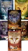 Warrior Cats - Die komplette Staffel 3 (Band 1-6)