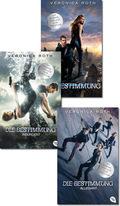 Die Bestimmung - Die komplette Trilogie + Fours Geschichte (4 Bücher)
