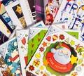 Grußkarten - Weihnachten und Neujahr (5 Grußkarten, unsortiert)