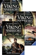 Viking Warriors - Die komplette Trilogie (3 Bücher)