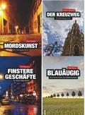 Regional Krimis - Buchpaket (4 Bücher)