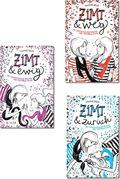 Zimt & weg - Die komplette Trilogie + Sequel (4 Bücher)