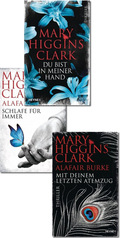 Mary Higgins Clark - Thriller-Paket (3 Bücher)