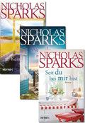 Nicholas Sparks - Bestseller-Paket (3 Bücher)