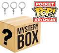 Funko POP! Schlüsselanhänger - Überraschungs-Paket (3 Stück)