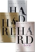 HARD-Reihe - Buchpaket (Band 3 bis 5)